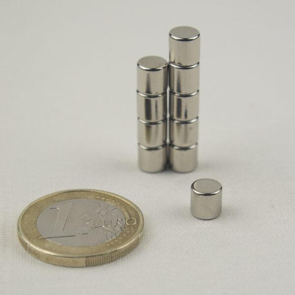 Magnitech magnites neodimiou-6x6